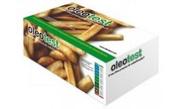 Oleotest - Kit para Controlo de Óleos (25 testes)