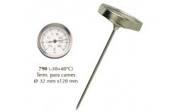 Termómetros para Carnes (de 0° a +100°C)