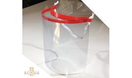 Viseira de Proteção em Plástico