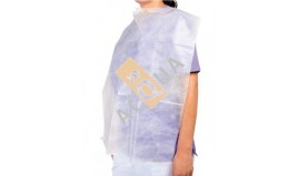 Babete para Estética PP + Plastificado (50 unid)